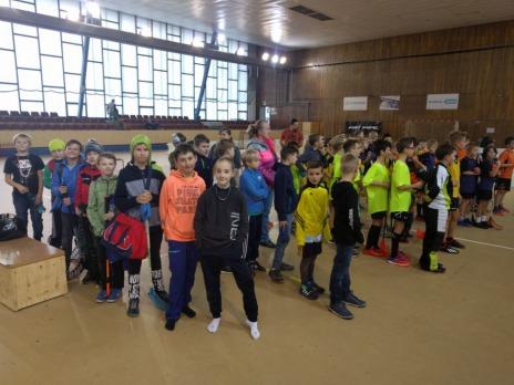 Florbalový turnaj Čeps 2019
