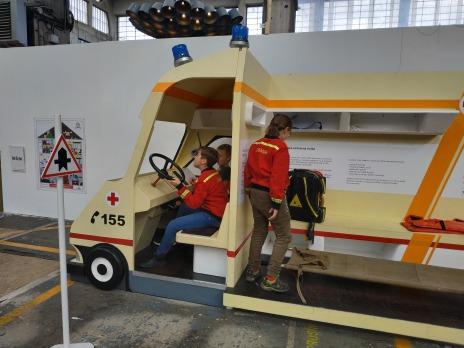 Já, hrdina - 5. D na interaktivní výstavě v Depu2015