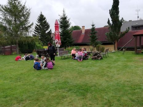 Škola v přírodě 5. A - Na dvoře Karla IV.