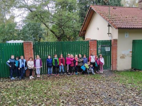 ŠD 1. oddělení - Luftova zahrada