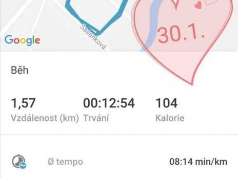 """Poslední dny do konce """"Měsíčního závodu pro zdraví"""" o nejdelší vzdálenost v souvislém běhu a běhu na lyžích."""