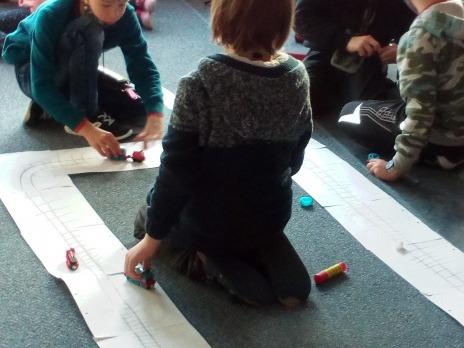 Hrajeme si v školní družině