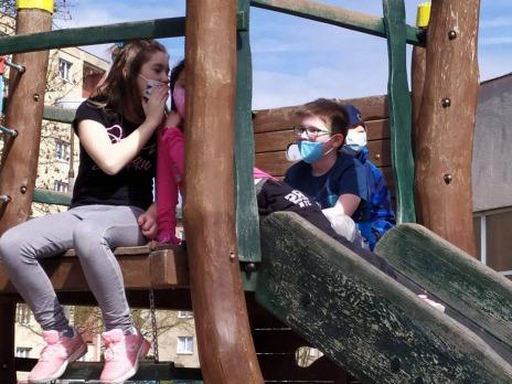 "Děti záchranných složek v ""Růžovce"""