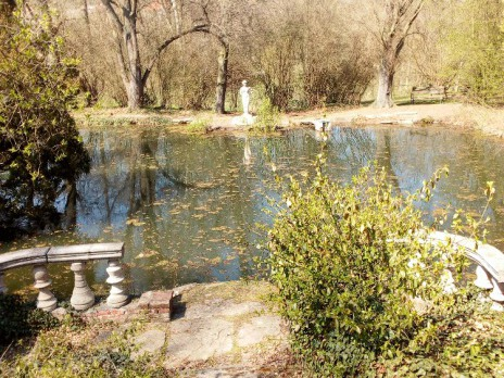 1. C na návštěvě Luftovy zahrady