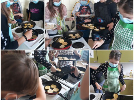 COOKING IN ENGLISH