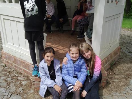 2. B a 2. C ve školní družině - květen
