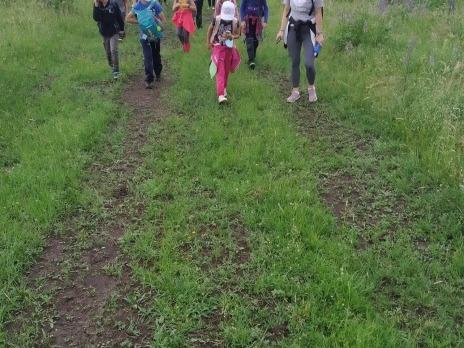 2. B školní výlet