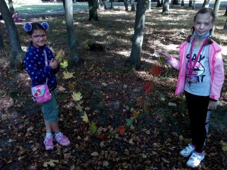 Podzim v 2. oddělení ŠD