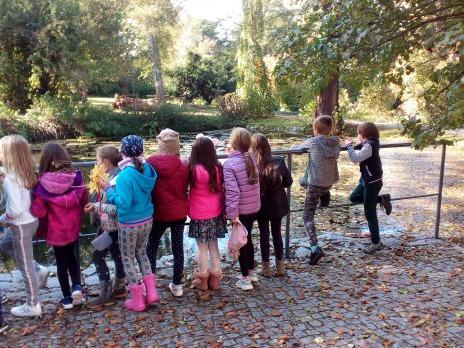 Výlet do Luftovy zahrady