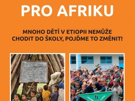Vyběhej školu v Africe