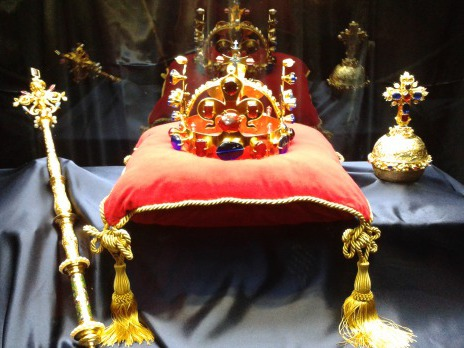 Korunovační klenoty, Karel IV. - V. B + V. C