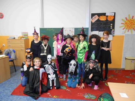 Halloween v Liticích