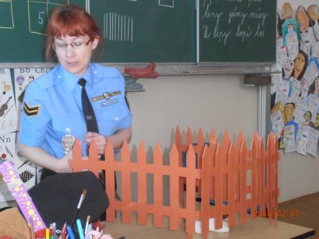 1. třídy - Preventivní program městské policie