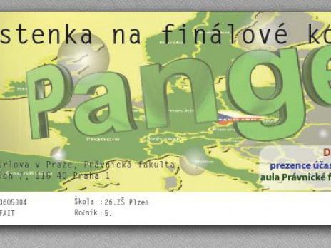 Matematická soutěž Pangea