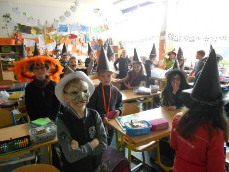 3. C v Bradavické škole