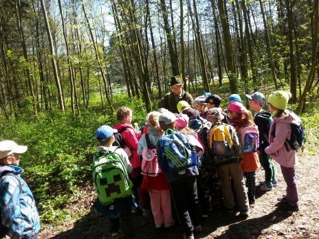 """""""O lese se učit v lese"""""""