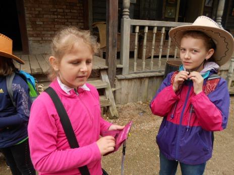 Třeťáci ve westernu