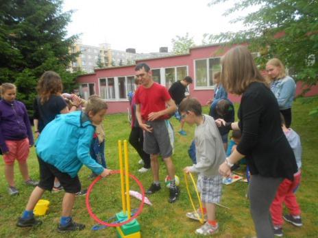 Návštěva školního parlamentu v ZŠ speciální, Plzeň