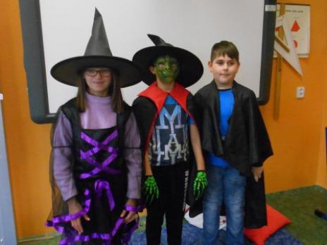 Halloween ve 4.B