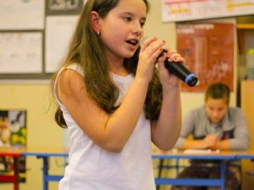 Tvář Růžovky má známý hlas 2016