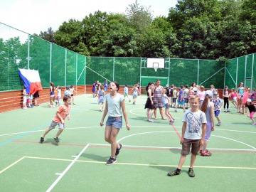 90. výročí založení školy v Liticích + slavnostní otevření hřiště